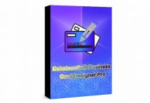 EximiousSoft Business Card Designer Pro