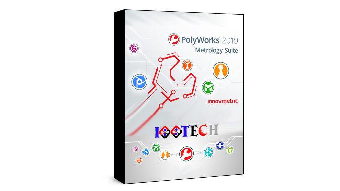 PolyWorks Metrology Suite 2019