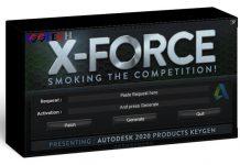 X-force 2020