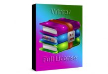 winrar full license