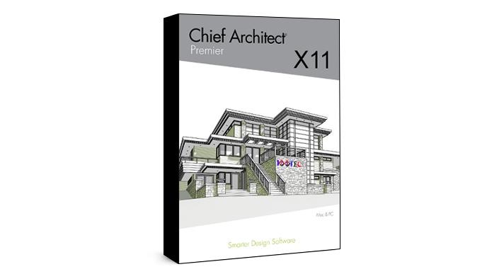 Chief Architect Premier X11