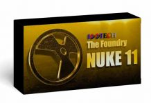 The Foundry Nuke Studio 11