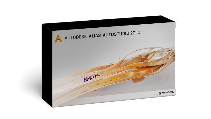Autodesk Alias AutoStudio 2020