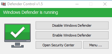 Defender Control 2