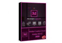 Adobe XD CC 2020
