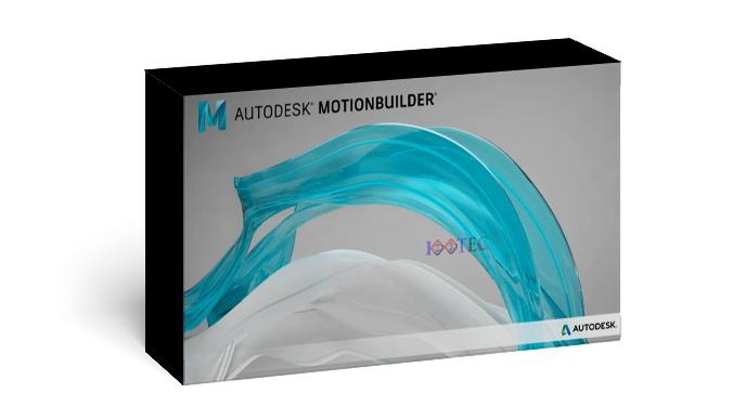 Autodesk MotionBuilder 2020