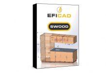 EFICAD SWOOD 2019 for SolidWorks