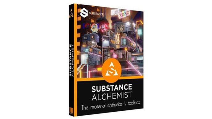 Substance Alchemist 2019