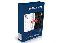 Print2CAD 2020