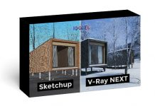 V-Ray Next for SketchUp Pro 2020