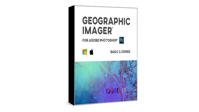 Geographic Imager for Photoshop