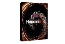 SideFX Houdini FX 18