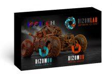 RizomUV Real Virtual Space