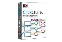 NCH ClickCharts Diagram Flowchart Software