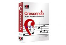NCH Crescendo Music Notation Software