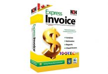 NCH Express Invoice Invoicing Software
