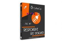 CoffeeCup Site Designer