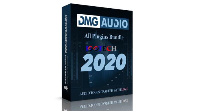 DMG Audio All Plugins Bundle 2020