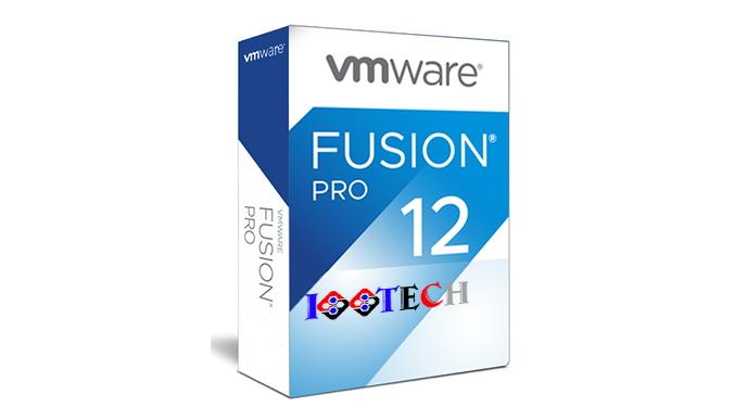 VMware Fusion Pro 12