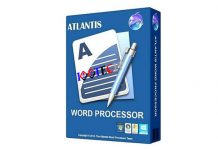 Atlantis Word Processor