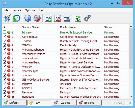 Easy Service Optimizer_main