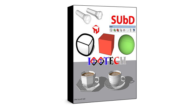SUbD for SketchUp