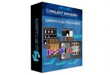 Project Manager for 3ds Max