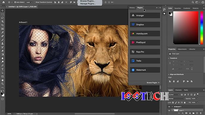 Adobe Photoshop 3